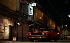 Don\'t ask why I put a Camaro in Kyoto, Japan in GT5